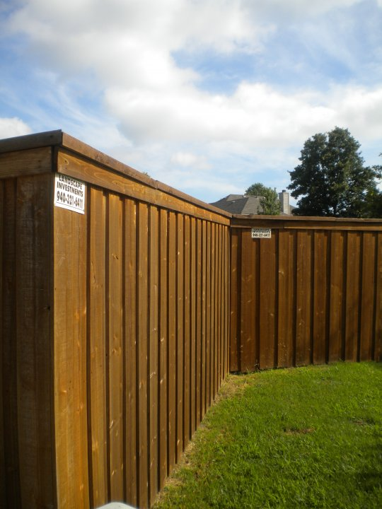 Wood Fence Estimator Fences