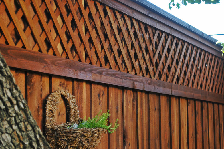 Cedar Wood Fence Cost Interesting Wood Fence Costs With